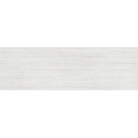 Cifre Downtown Relieve 25x80 White