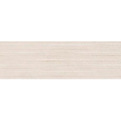 Cifre Downtown Relieve 25x80 Ivory