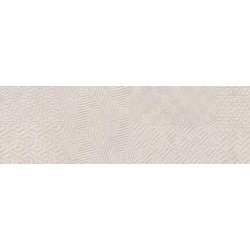Cifre Materia Textile Ivory 25x80