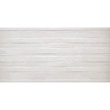 Neutra White Rockwork 30x60 Porcelánico Cifre Cerámica