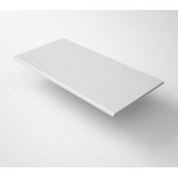Peldaño Canto Romo Cifre Granite White 120x60