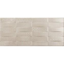 Tau cerámica Relieve Evian Sand 20x45,2
