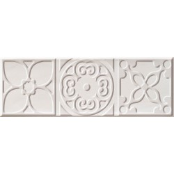 Cifre Bulevard Decor Altair White 10x30,5