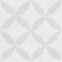 Materia decor etana white 20x20 cifre