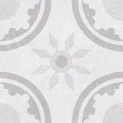 Cifre Materia Decor Rim White 20x20