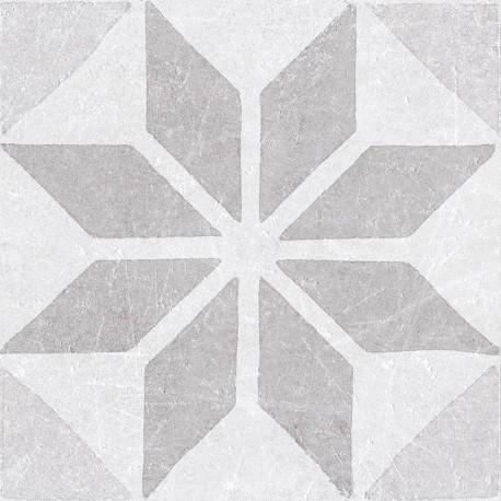 Cifre Materia Decor Star White 20x20