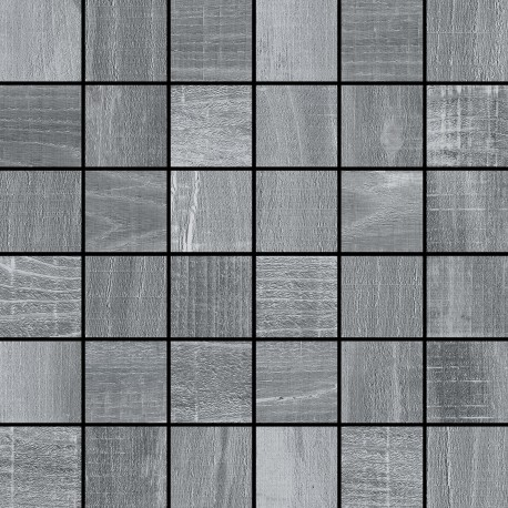 Colorker Eternal wood silver mosaico 30x30 (5x5)