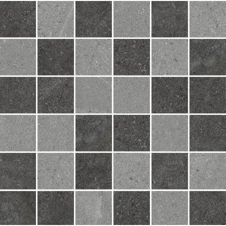 Colorker Madison Argent Mosaico 30x30(5x5)