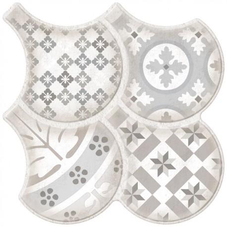 Oset Porcelánico Aran Colours 33x33