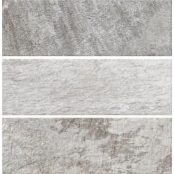 Oset Porcelánico Biel Grey 16,5X50