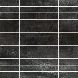 Tau Cerámica Corten B malla 30x30 (3x7)