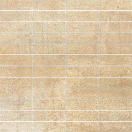 Tau Cerámica Corten Beige malla 30x30 (3x7)