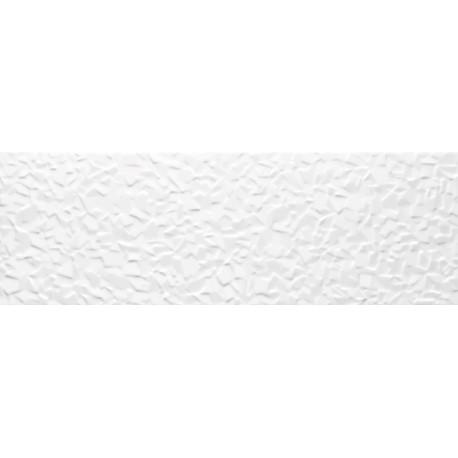 Tau Cerámica Sun blanco azulejos para baño 25x75