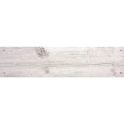 Oset Cottage White 15x60 Gres aspecto madera