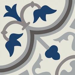 Pasion Bleu 20x20 Cerámica Ribesalbes