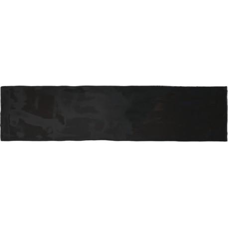Cifre cerámica. Colonial Black 7,5x30