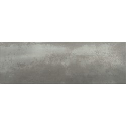 Sanchis. Carrelage salle de bain Reaction Gris 25x75