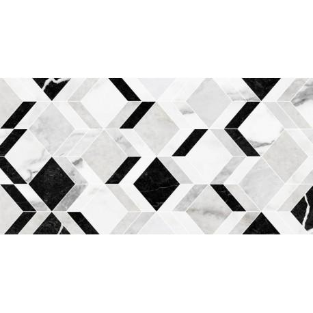 Colorker. Carrelage aspect marbre Insignia Matt 31x100 rectifié