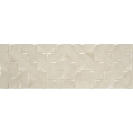 Colorker. Bloom Lumen Beige Azulejo imitación cemento 25x75