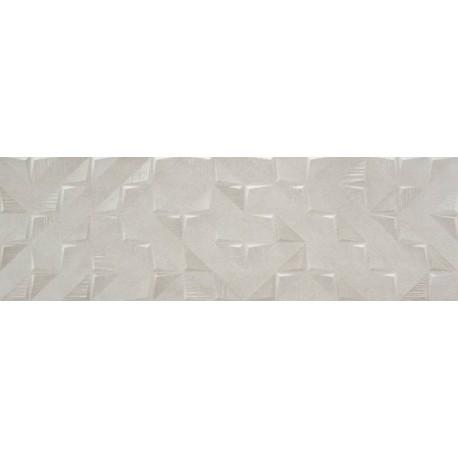 Colorker. Bloom Lumen Grey Azulejo imitación cemento 25x75
