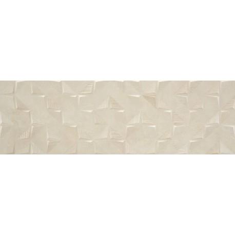 Colorker. Bloom Lumen Beige Azulejo imitación cemento 31x100 rec