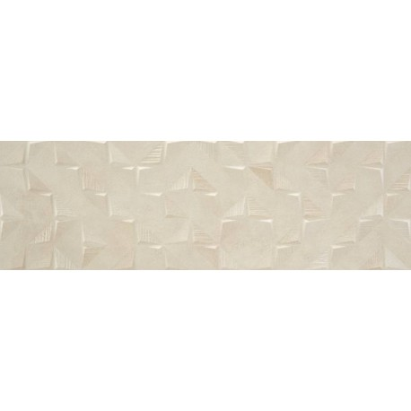 Colorker. Faïence imitation ciment Bloom Lumen Beige 31x100 rec