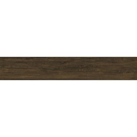 Colorker. Porcelánico imitación madera exterior Colonial Brown 20x120 rec