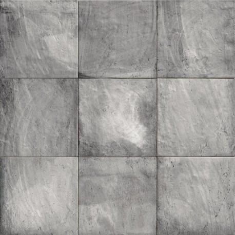 Mainzu. Carrelage imitation terre cuite Forlí Grey 20x20