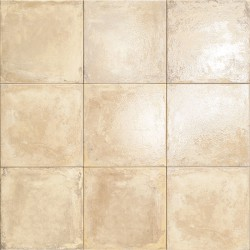 Mainzu. Carrelage imitation Cotto Cemento Venezzia Cream 20x20