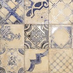 Mainzu. Azulejo imitación Cotto Cemento Venezzia Cream 20x20