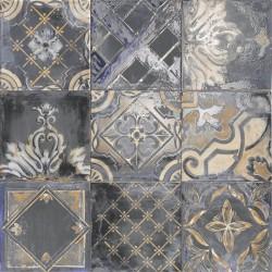 Mainzu. Azulejo imitación Cotto Cemento Ricordi Azzurro 20x20