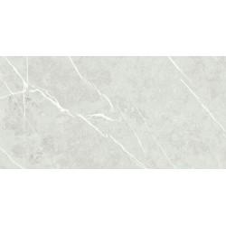 Tau. Grès cérame effet marbre Altamura Pearl 60x120 Rec