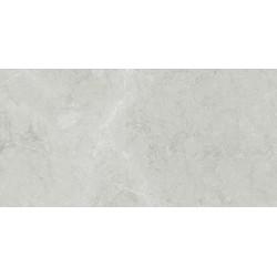 Tau. Grès cérame effet marbre Altamura Silver 60x120 Rec
