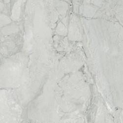 Baldocer. Grès cérame Pienza Cenere aspect marbre poli 60x60
