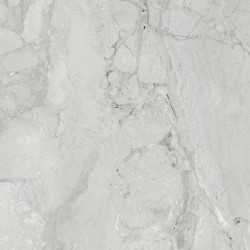 Baldocer. Porcelánico aspecto mármol Pienza Cenere Pulido 80x80
