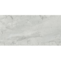 Baldocer. Grès cérame Pienza Cenere aspect marbre poli 120x60