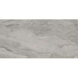 Baldocer. Grès cérame Pienza Grigio aspect marbre poli 60x60