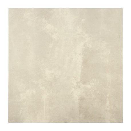 Azulejos Sanchis. Porcelánico efecto cemento óxido Reaction Marfil 45x45