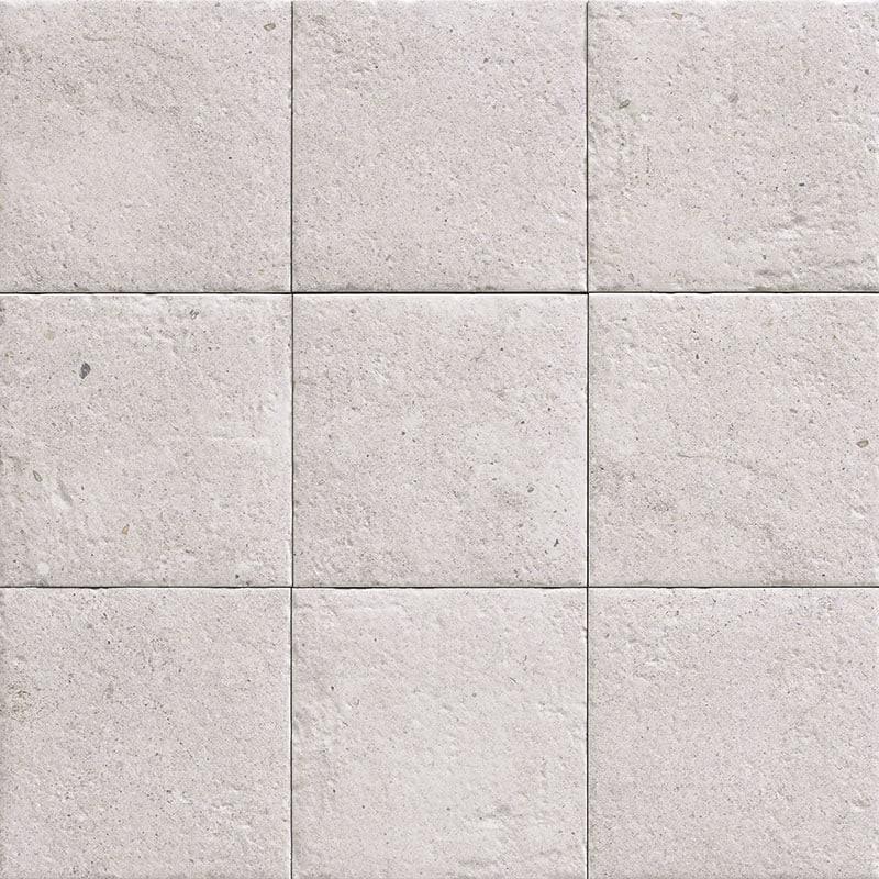 Mainzu Carrelage Aspect Pierre De Bali White Stone 20x20