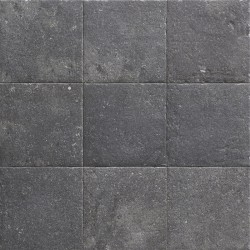 Mainzu. Azulejos imitación piedra de Bali Lava stone 20x20