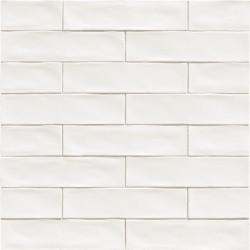 Mainzu. Baldosas aspecto manual Original Blanco 7,5x30