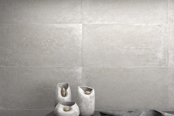 cerámica imitación cemento